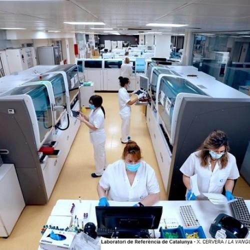 L'LRC participa en la realització de tests serològics per al personal sanitari de Catalunya davant la SARS-CoV-2