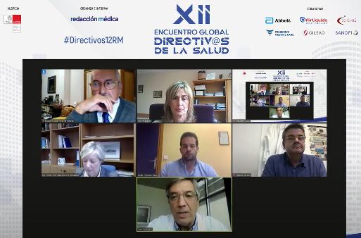 L'LRC participa en la XII reunió global de directius/ves de la salut
