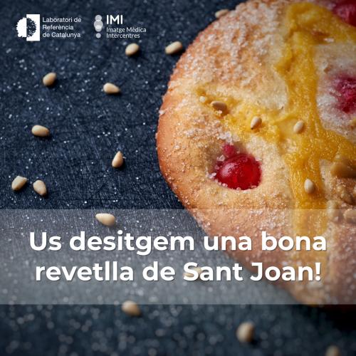 Us desitgem una bona revetlla de Sant Joan!