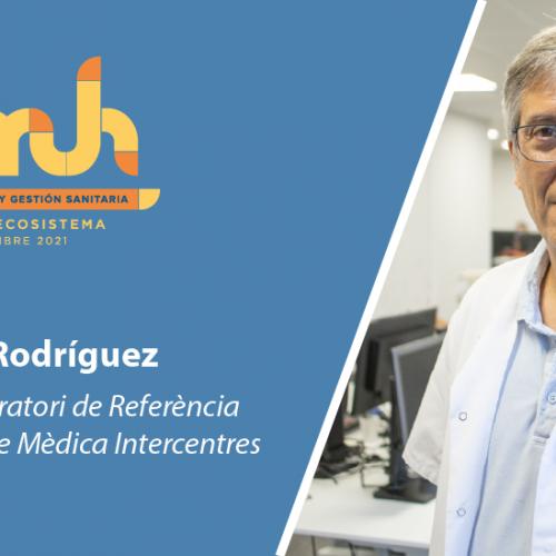 El Dr. Vallribera participa en el 22è Congrés Nacional d'Hospitals i Gestió Sanitària