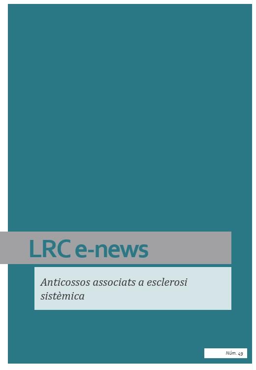 Anticossos associats a esclerosi sistèmica