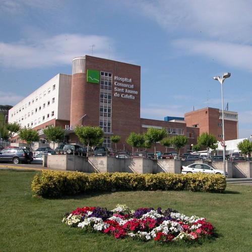 Corporació de Salut del Maresme i la Selva: Hospital Comarcal Sant Jaume de Calella